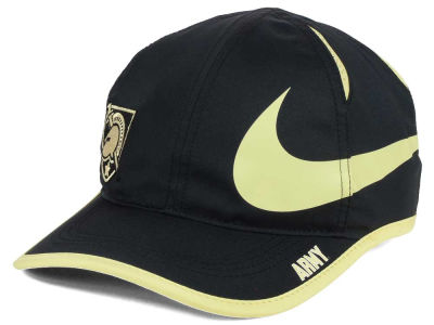 Army Black Knights Nike NCAA Big Swoosh Adjustable Cap
