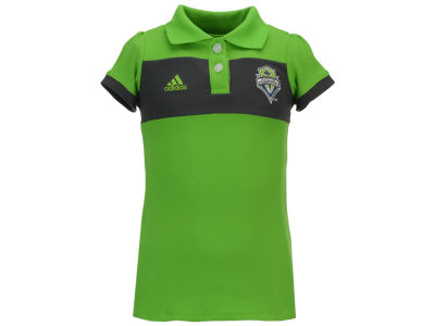 Seattle Sounders FC adidas MLS Toddler Half Time Dress