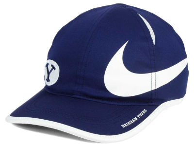Brigham Young Cougars Nike NCAA Big Swoosh Adjustable Cap