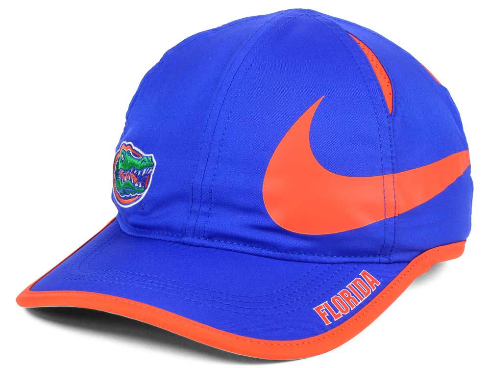 Florida Gators Nike NCAA Big Swoosh Adjustable Cap  63bfe09edd52