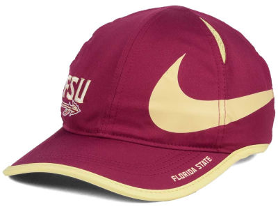 Florida State Seminoles Nike NCAA Big Swoosh Adjustable Cap