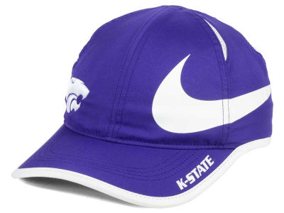 Kansas State Wildcats Nike NCAA Big Swoosh Adjustable Cap