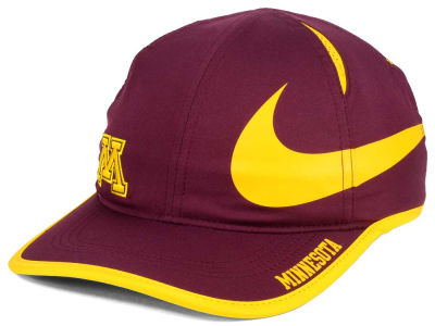 Minnesota Golden Gophers Nike NCAA Big Swoosh Adjustable Cap