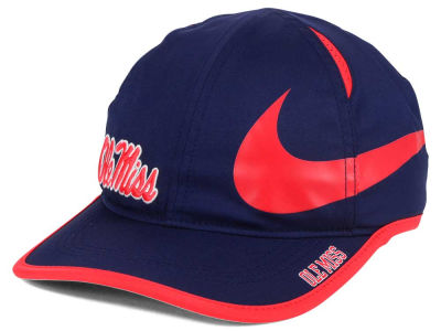 Ole Miss Rebels Nike NCAA Big Swoosh Adjustable Cap