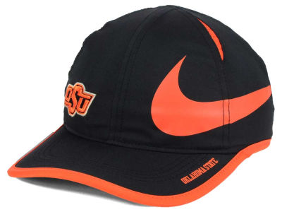 Oklahoma State Cowboys Nike NCAA Big Swoosh Adjustable Cap