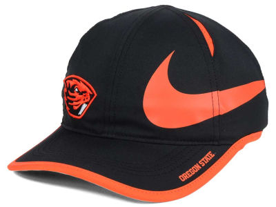 Oregon State Beavers Nike NCAA Big Swoosh Adjustable Cap