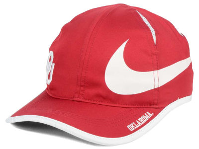 Oklahoma Sooners Nike NCAA Big Swoosh Adjustable Cap