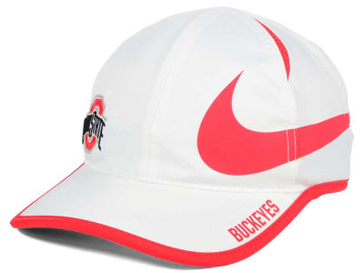 Ohio State Buckeyes Nike NCAA Big Swoosh Adjustable Cap