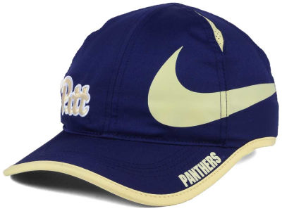 Pittsburgh Panthers Nike NCAA Big Swoosh Adjustable Cap