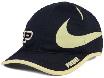 Purdue Boilermakers Nike NCAA Big Swoosh Adjustable Cap