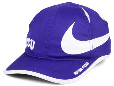 Texas Christian Horned Frogs Nike NCAA Big Swoosh Adjustable Cap