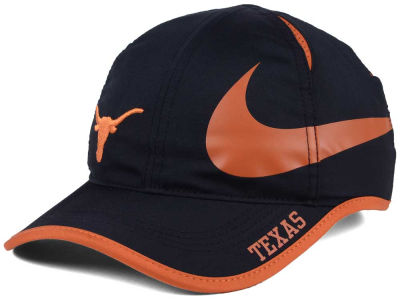 Texas Longhorns Nike NCAA Big Swoosh Adjustable Cap