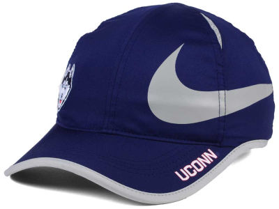 Connecticut Huskies Nike NCAA Big Swoosh Adjustable Cap