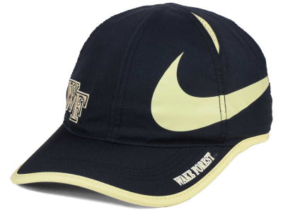 Wake Forest Demon Deacons Nike NCAA Big Swoosh Adjustable Cap