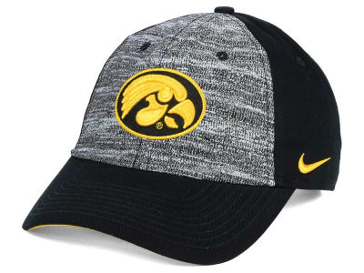 Iowa Hawkeyes Nike NCAA LC Heathered Cap