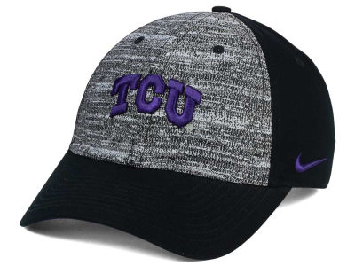 Texas Christian Horned Frogs Nike NCAA LC Heathered Cap