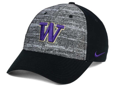 Washington Huskies Nike NCAA LC Heathered Cap