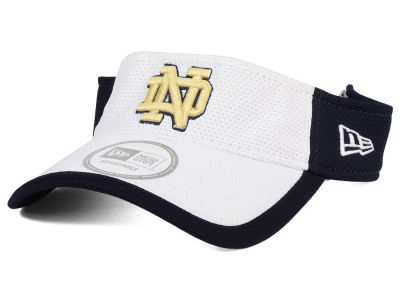 Notre Dame Fighting Irish New Era NCAA Train Visor