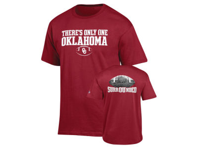 Oklahoma Sooners Champion NCAA Men's Official Fan T-Shirt