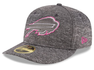 Buffalo Bills New Era NFL Breast Cancer Awareness Low Crown 59FIFTY Cap