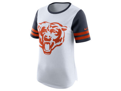 Chicago Bears Nike NFL Womens Gear Up Fan Top T-Shirt