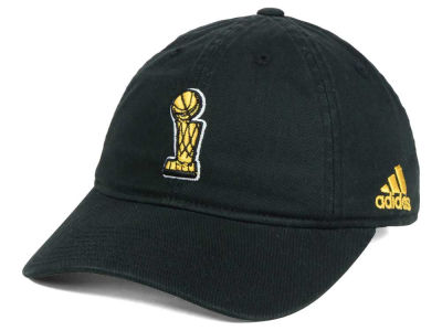 Cleveland Cavaliers adidas 2016 Second QTR Champ Adjustable Cap