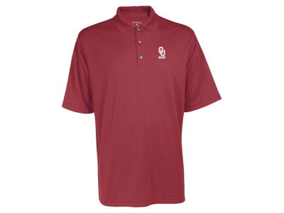 Oklahoma Sooners Antigua NCAA Men's Exceed Alumni Polo Shirt