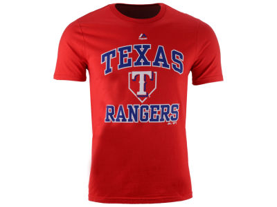 Texas Rangers Outerstuff MLB Youth Hit and Run T-Shirt