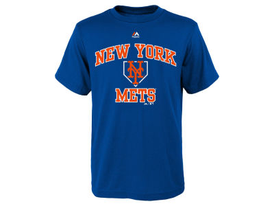 New York Mets Outerstuff MLB Youth Hit and Run T-Shirt
