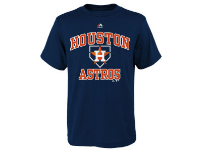 Houston Astros Outerstuff MLB Youth Hit and Run T-Shirt
