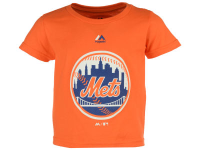 New York Mets MLB Toddler Primary Logo T-Shirt