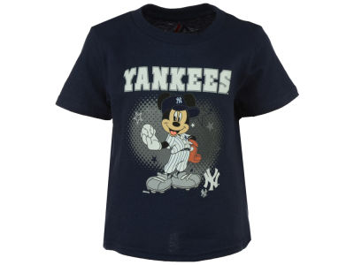 New York Yankees MLB Infant Mickey Stars T- Shirt