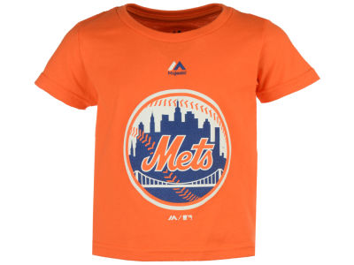 New York Mets MLB Kids Primary Logo T-Shirt