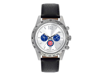 Chicago Cubs Letterman Watch