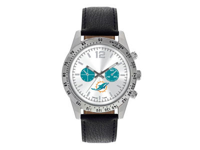 Miami Dolphins Letterman Watch