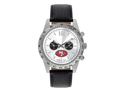 San Francisco 49ers Letterman Watch