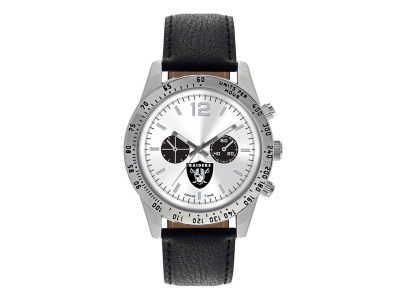 Oakland Raiders Letterman Watch