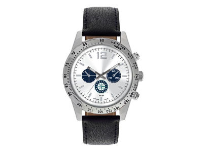 Seattle Mariners Letterman Watch