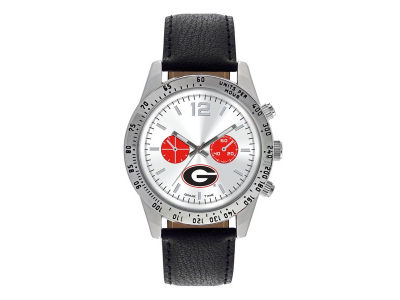 Georgia Bulldogs Letterman Watch