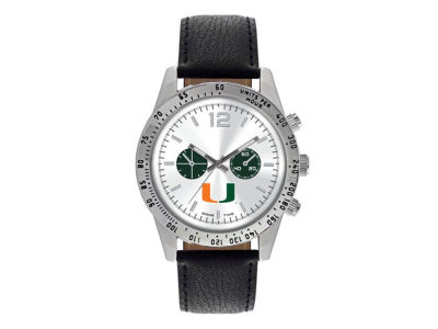 Miami Hurricanes Letterman Watch