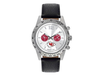 Kansas City Chiefs Letterman Watch