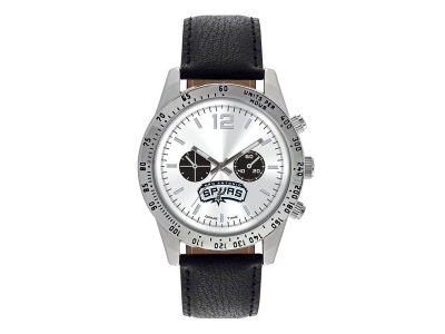 San Antonio Spurs Letterman Watch