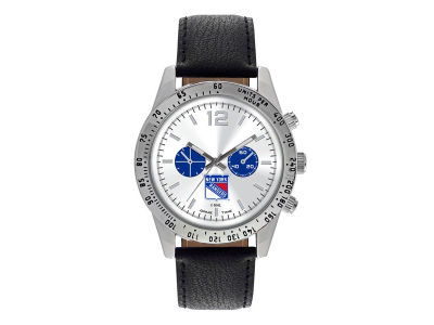 New York Rangers Letterman Watch