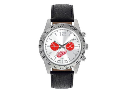 Detroit Red Wings Letterman Watch