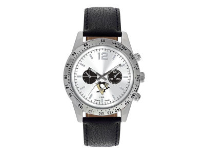 Pittsburgh Penguins Letterman Watch