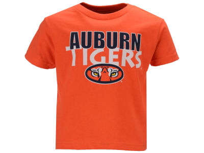 Auburn Tigers Atlanta Hosiery NCAA Toddler Wordmark T-Shirt