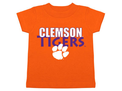 Clemson Tigers NCAA Toddler Wordmark T-Shirt