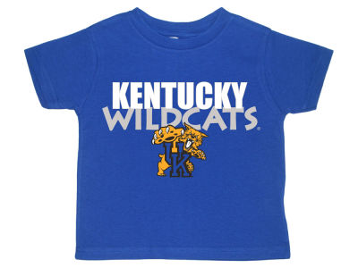 Kentucky Wildcats Atlanta Hosiery NCAA Toddler Wordmark T-Shirt