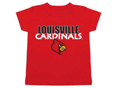 Louisville Cardinals NCAA Toddler Wordmark T-Shirt