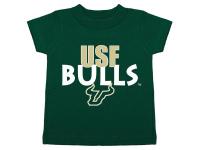 South Florida Bulls NCAA Toddler Wordmark T-Shirt